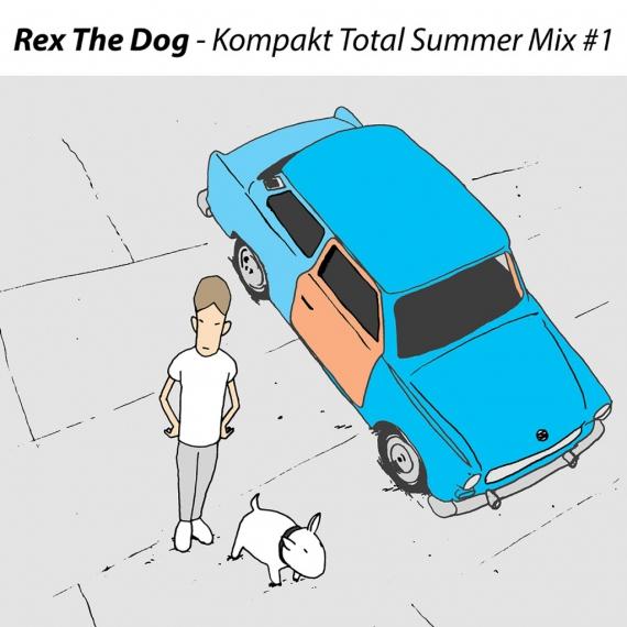 Rex the dog kompakt records