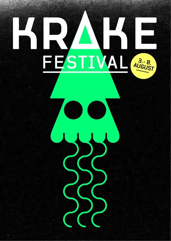 Krake Festival Berlin 2015