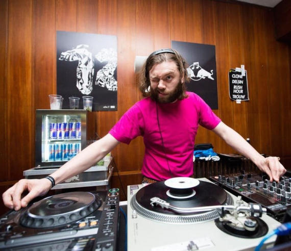 Gerd Janson Groove Podcast 2016