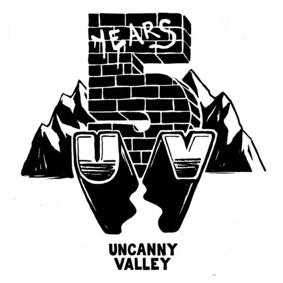Uncanny Valley Label 5 years Boiler Room
