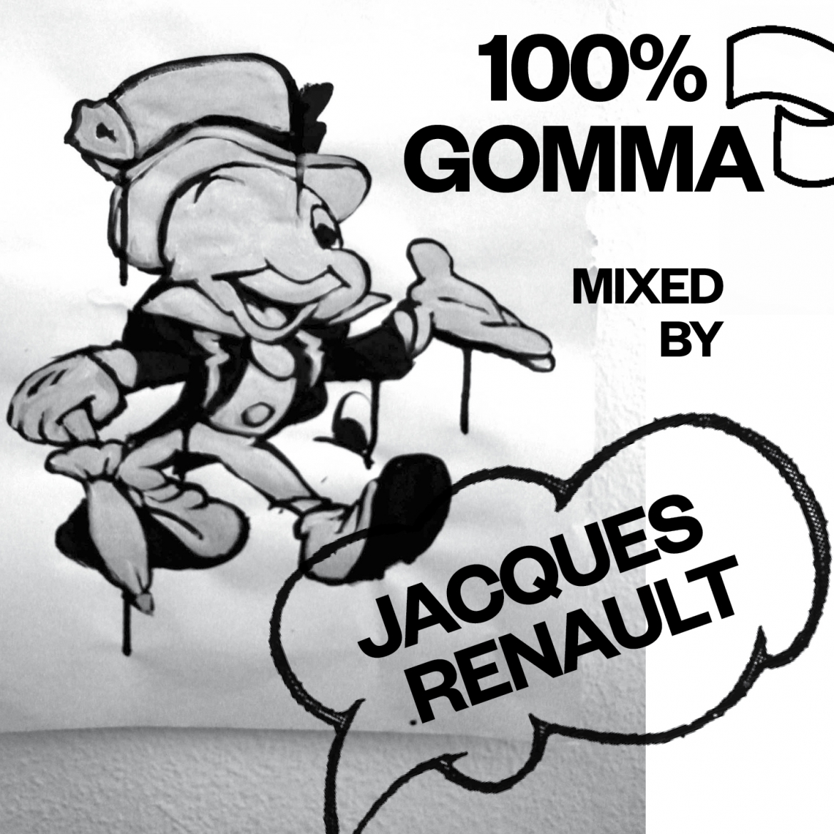100 Gomma Records - Jacques Renault