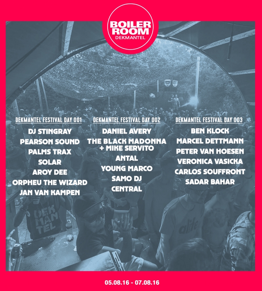 Young Marco Boiler Room