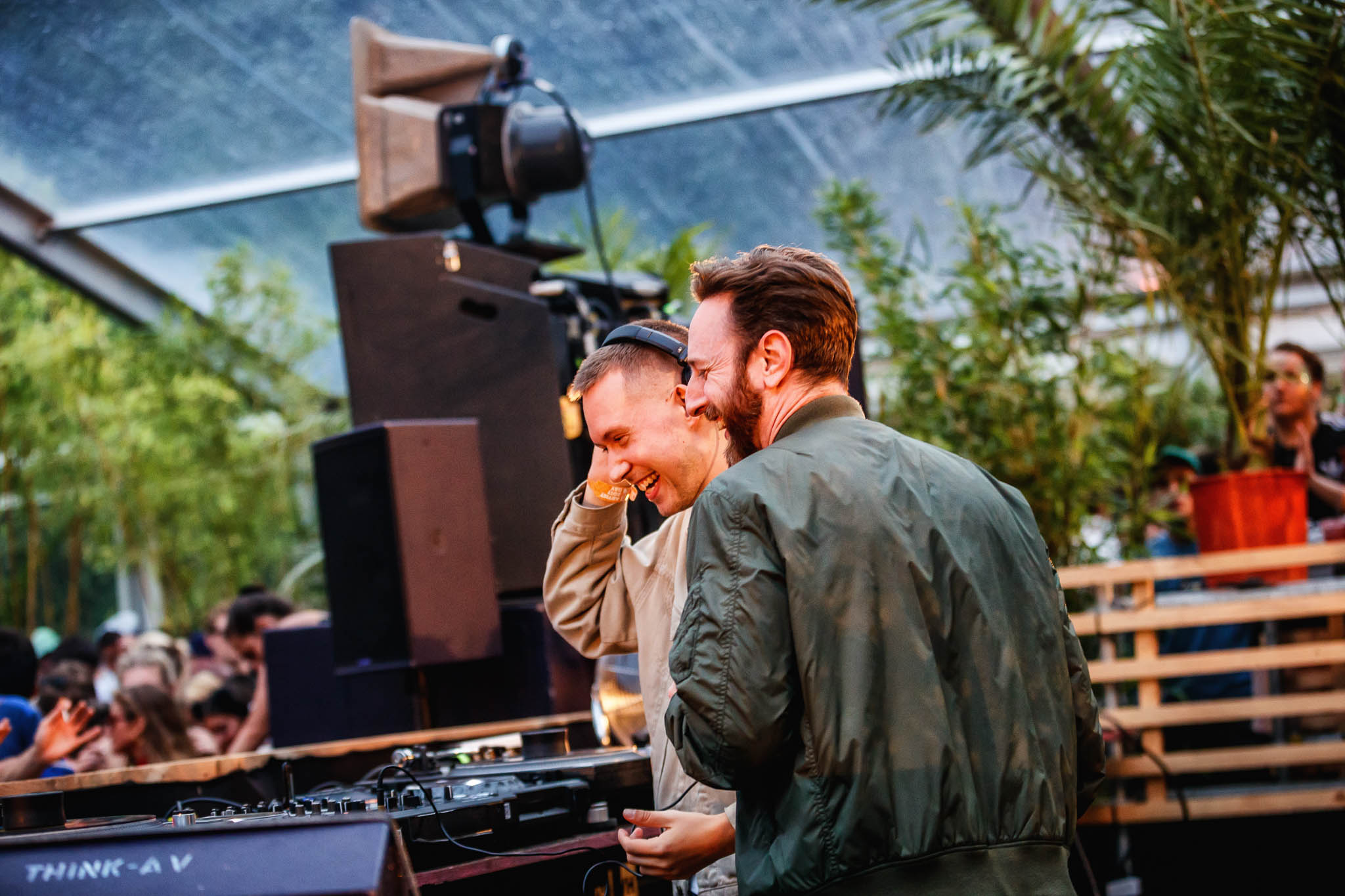 Joy Orbison & Jon K - Dekmantel Festival 2017 - Day 4 (credits - Bart Heemskerk)