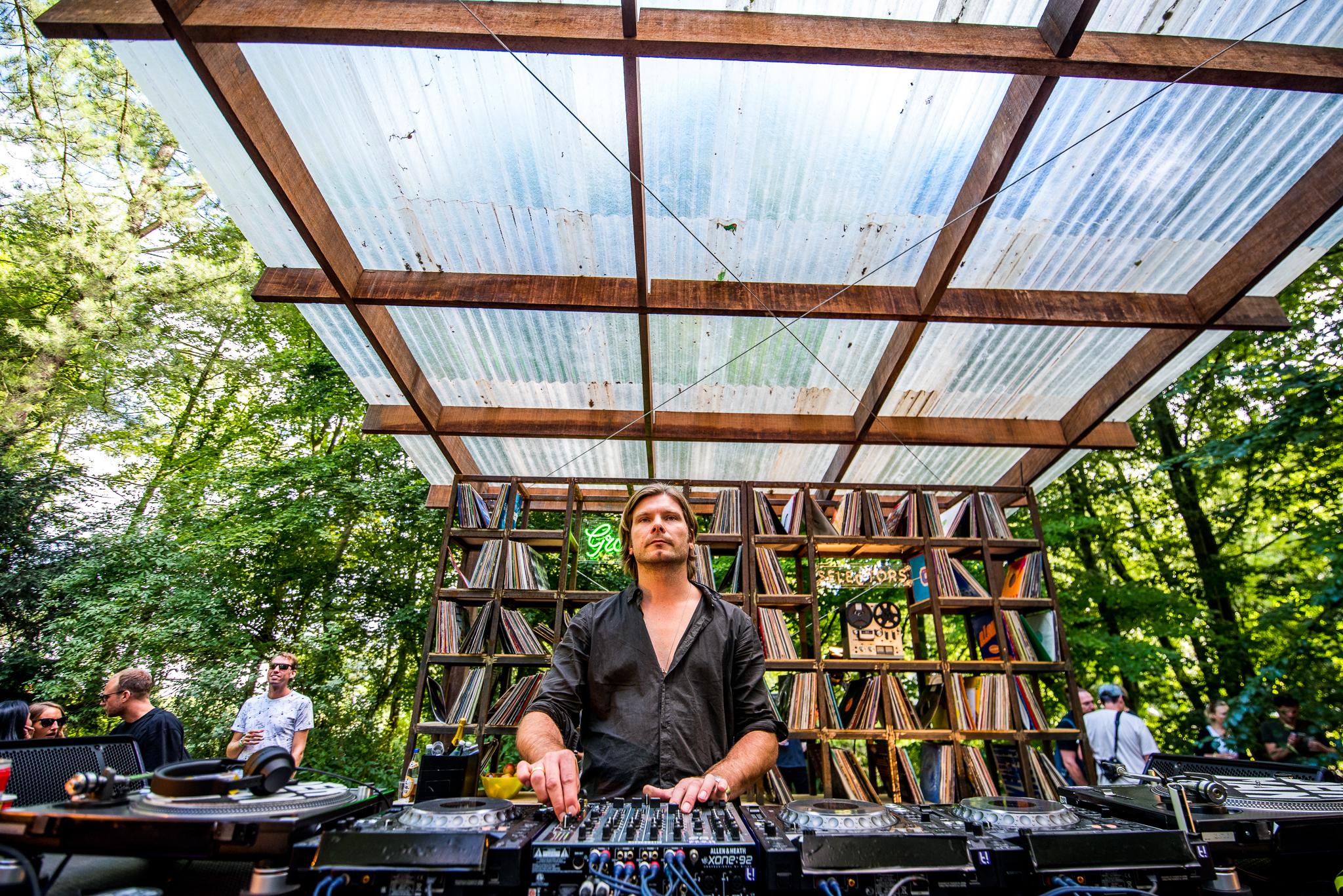 Marcel Dettmann - Dekmantel Festival 2017 - Day 4 (credits - Yannick van de Wijngaert)